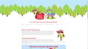 Barbara's Holiday Workshop