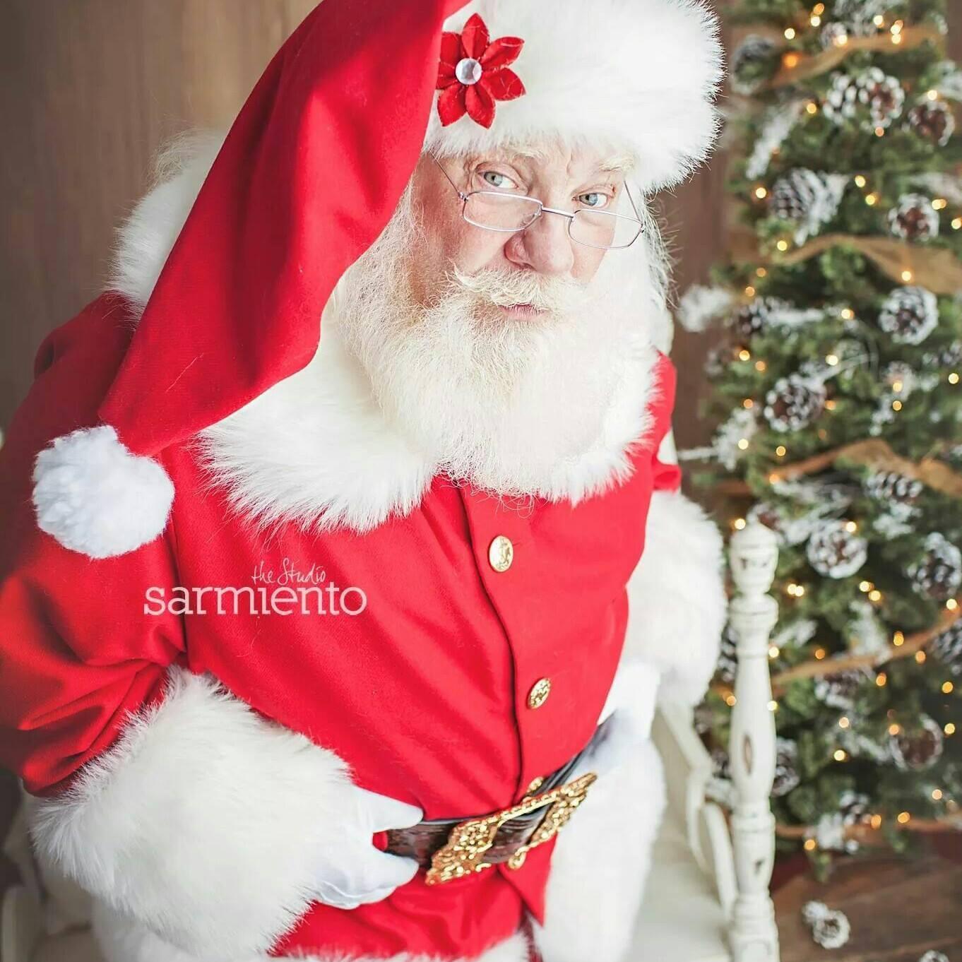 Santa Von Redman