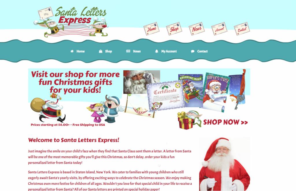 Santa Letters Express